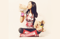 AJ Lee , kiss - aj-lee fan art
