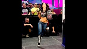 AJ Lee loves her Divas शीर्षक