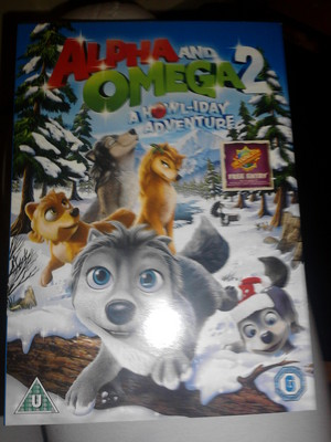 ALPHA AND OMEGA 2 DVD COVER