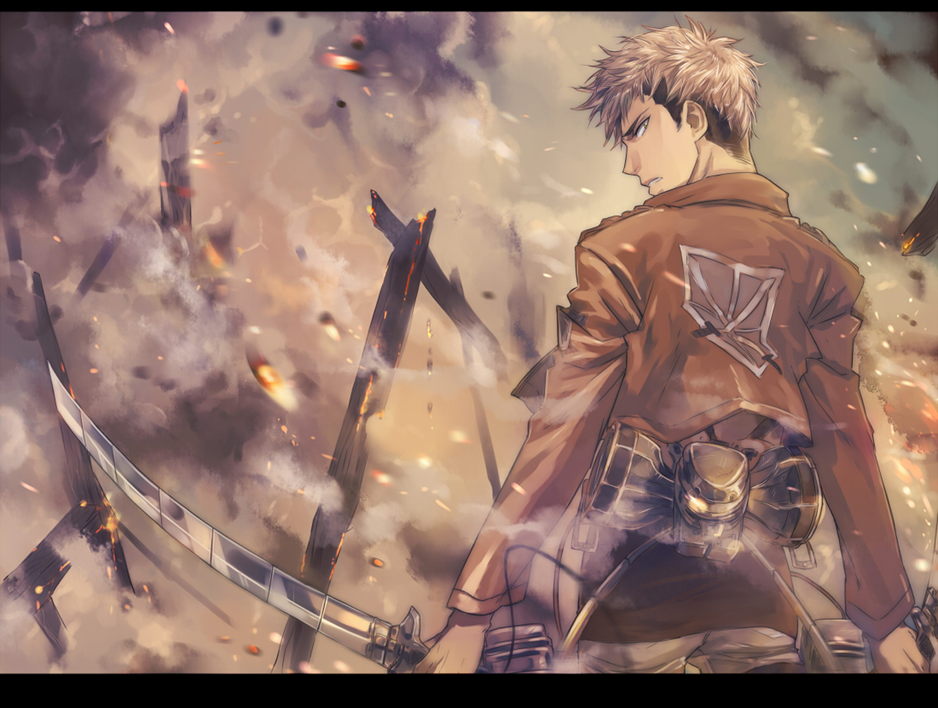 AOT wallpapers