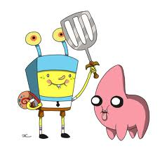 Sponge-Venture Time!