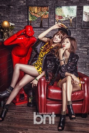 AfterSchool for BNT news fashion