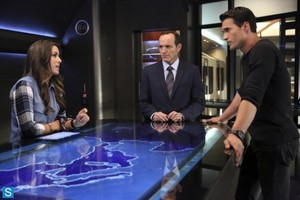 Agents of S.H.I.E.L.D - Episode 1.08 - The Well - Promo Pics