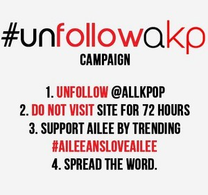Please Support Ailee