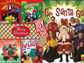 All 5 Of The Wiggles Christmas DVD's