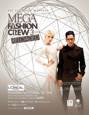 Mega Fashion Crew 3 Reloaded Poster