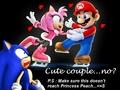 Amy x Mario(?!?!)