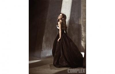 Ariana Grande Complex Magazine Cover Shoot by Gavin Bond