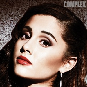 Ariana Grande Complex Magazine Cover Shoot by Gavin Bond