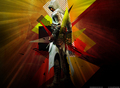 Assassin's Creed Wallpaper (Concept #2) By ANGUSXRed - assassins-creed fan art