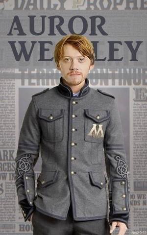 Auror Weasley ;)