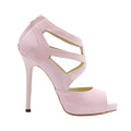 Baby Pink Heels by Susie Sawaya Sydney