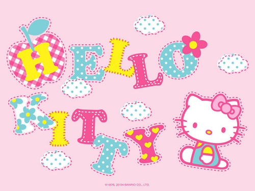 Hello Kitty Wallpaper Entitled Baby