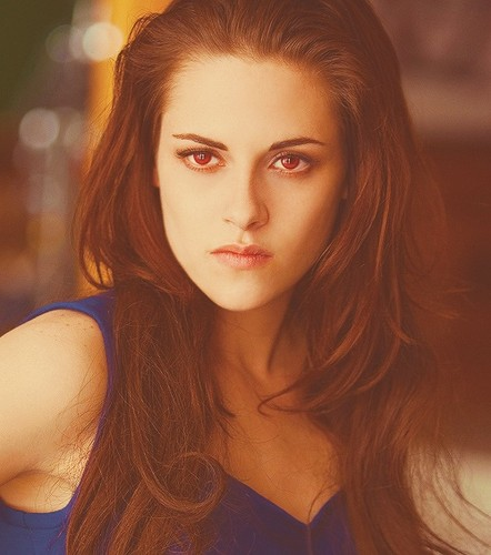 Bella cygne fond d'écran with a portrait entitled Bella Cullen in Breaking Dawn part 2