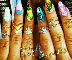 thrills and nails