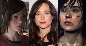 Ellen Page in video games