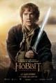 Bilbo Baggins - The Hobbit: The Desolation of Smaug Poster