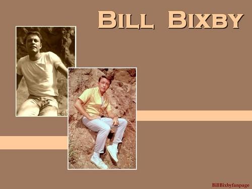 bill bixby karatasi la kupamba ukuta entitled Bill Bixby
