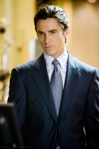 Bruce Wayne hình nền containing a business suit, a suit, and a two piece entitled Bruce Wayne