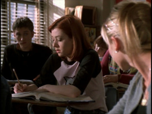 Buffy 3x18 Earshot: Othello