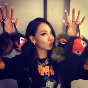 CL's Instagram Update (131026)