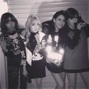 CL's Instagram Update 131026