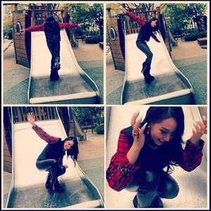 CL's Instagram Update 131029