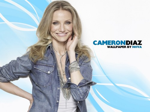 Cameron Diaz wallpaper probably containing a portrait titled Cameron Diaz
