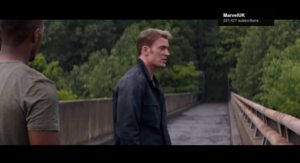 Captain America: The Winter Soldier Trailer #1 HD Screencaps