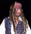 On the set        - captain-jack-sparrow photo