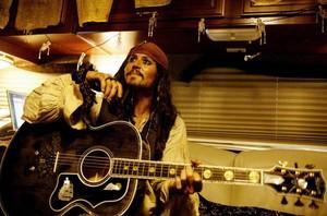 Jack Sparrow gitar = Perfection <3