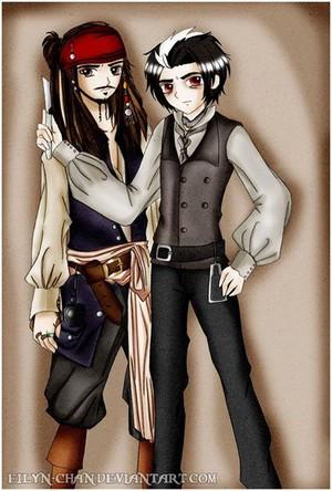 Jack and Sweeney