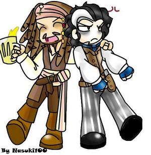 Rum mate savvy? :)