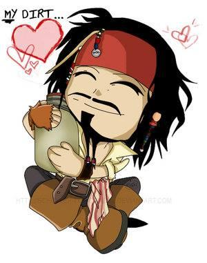 Cute cartoon Jack <3