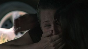 Carol Screencap, '2x01: What Lies Ahead'