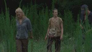 Carol Screencap, '2x04: Cherokee Rose'