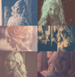 Caroline Forbes, The Vampire Barbie
