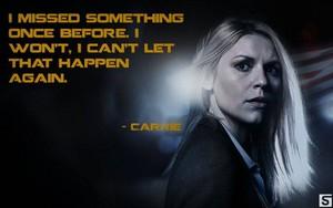Carrie Mathison