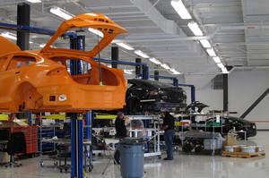 Body in 橙子, 橙色 Model S