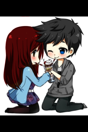 chibi Rene and Zack