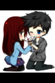 Chibi Rene and Zack - young-justice-ocs photo