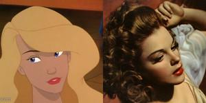 Odette celebrity look alike