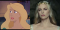 Odette celebrity look alike - childhood-animated-movie-heroines photo