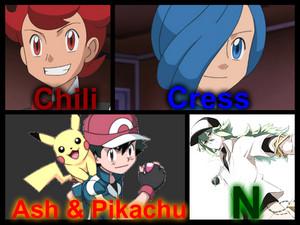 Chili, Cress, N, Ash