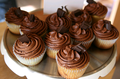 Chocolate Cupcakes  - chocolate photo