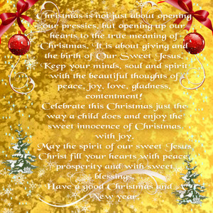 Natale card