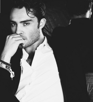 chuck bass is perfect
