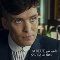 Cillian as Thomas Shelby
