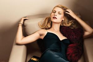 Claire Danes// Interview Magazine