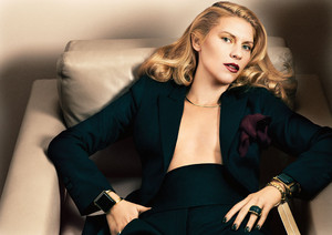 Claire Danes for Interview Magazine, December 2013